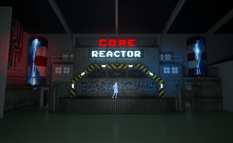 Core Reactor 01
